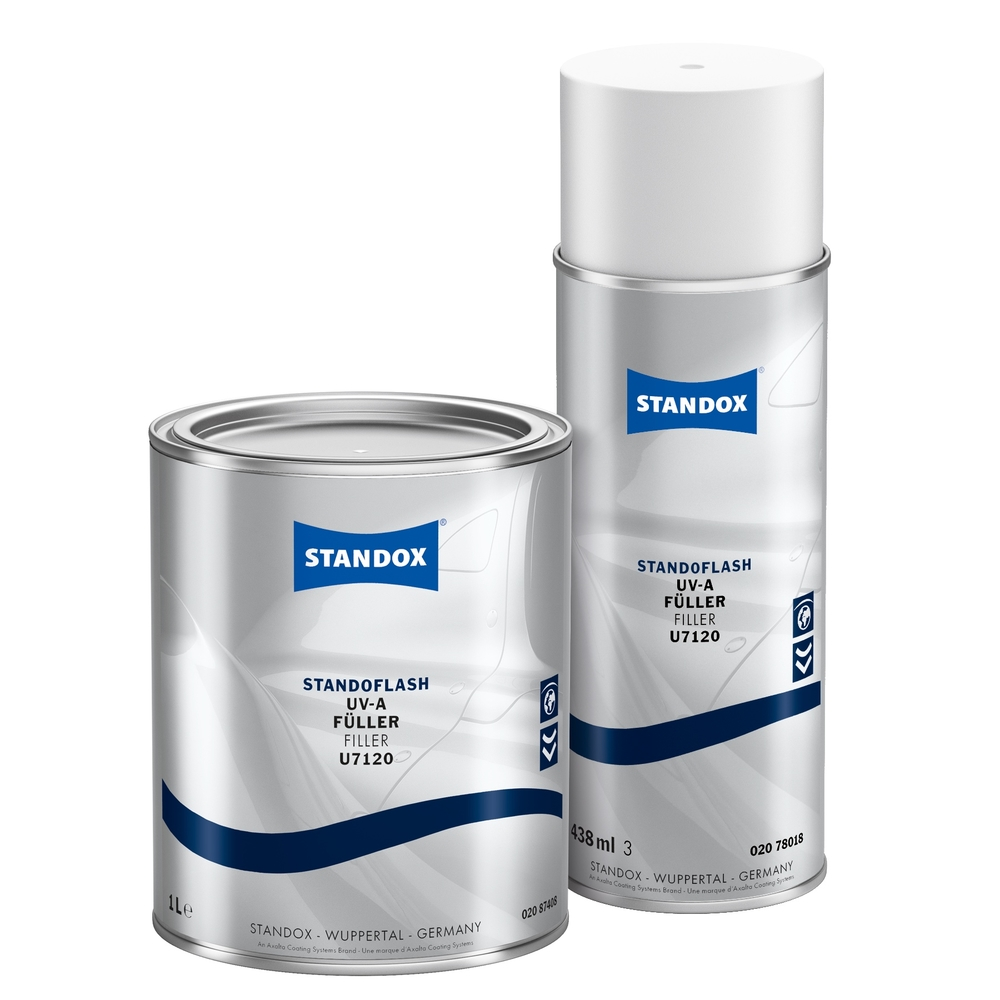 New UV-A filler for professional paint repairs