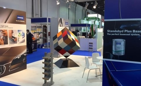 Standox at Automechanika Dubai