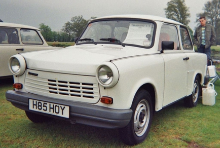 Trabant 1.1 (from 1990-91)