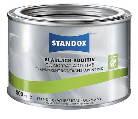 Standox Klarlack-Additiv KA674 Transparent Rot