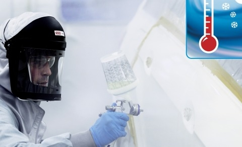 Practical tips for winter refinish work