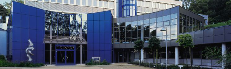 Standox Headquarters in Wuppertal Germany