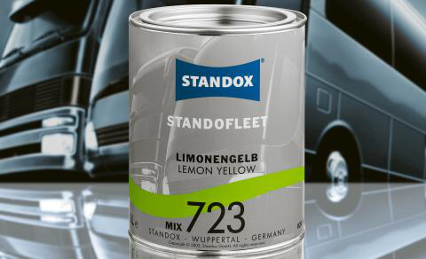 2004: Introduction of the commercial vehicle refinishing system Standofleet and AluShine, the evolution of silver.