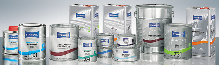 Standox Product Catalogue