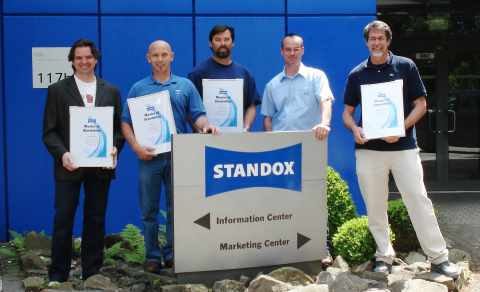Standox training around the world