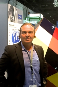 Standox at Automechanika Dubai Olaf Adamek