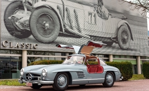 Mercedes-Benz Classic Center Fellbach