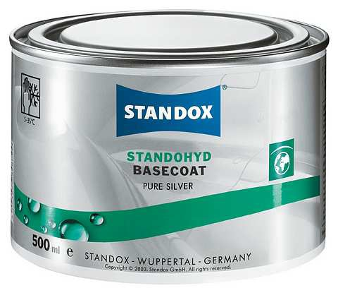 Standohyd Basecoat Pure Silver