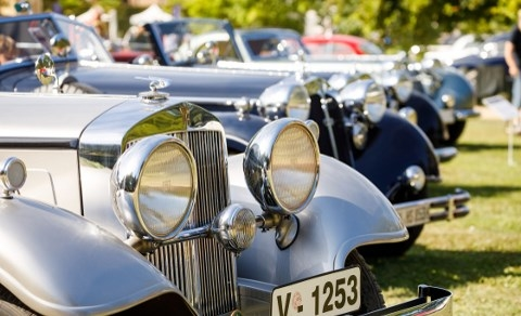 Indtryk fra Classic Days 2018.