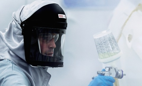 Practical Tips from Standox: respiratory protection