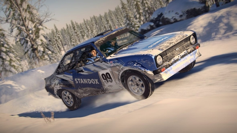 Standox dishes the DiRT in the latest instalment of the off-road racing game from Codemasters
