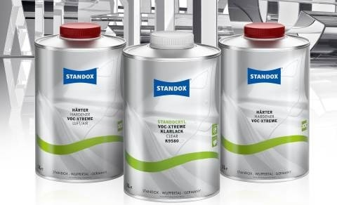 Standocryl VOC Xtreme Clearcoat