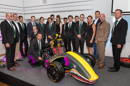 Standox lends support to Formula Student motorsport competition in Austria