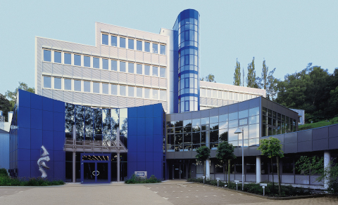 Standox Information Center in Wuppertal