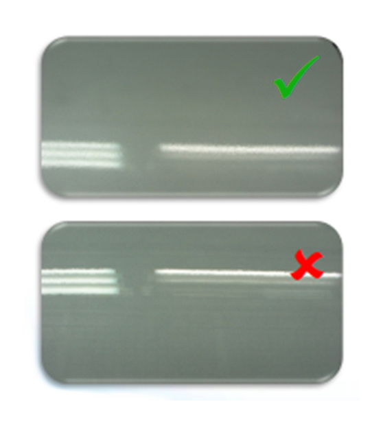 practical tips from standox on the application of the standoblue basecoat under very humid or